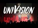 Univision Трио Иванна Ющенко Дмитрий Келлер и Александр Гавриков УрГЭУ Наше лето 2018