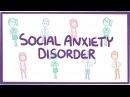 Social Anxiety Disorder - causes, symptoms, diagnosis, treatment, pathology