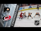 Philadelphia Flyers vs Carolina Hurricanes Mar. 17, 2018