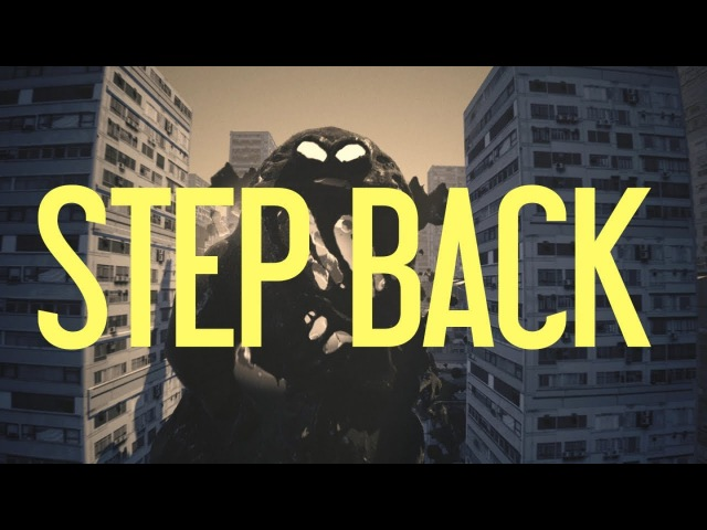 Chinese Man - Step Back (Official Music Video)