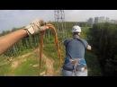 Корнишон (25 метров, 2.09.17) - Славчик сальто вперёд
