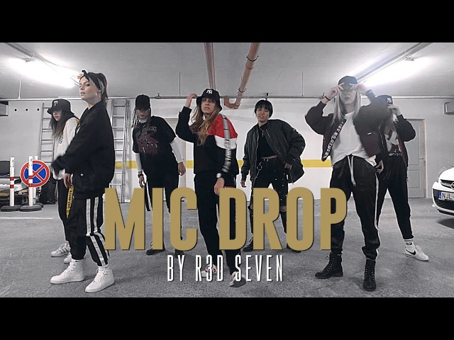 BTS MIC DROP Dance Cover by R3d Seven