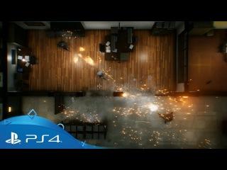 The Hong Kong Massacre   PGW 2017 Reveal Trailer   PS4