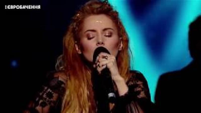 TAYANNA, KADNAY, The Erised, MELOVIN, VILNA, LAUD - співають попурі хітів Євробачення