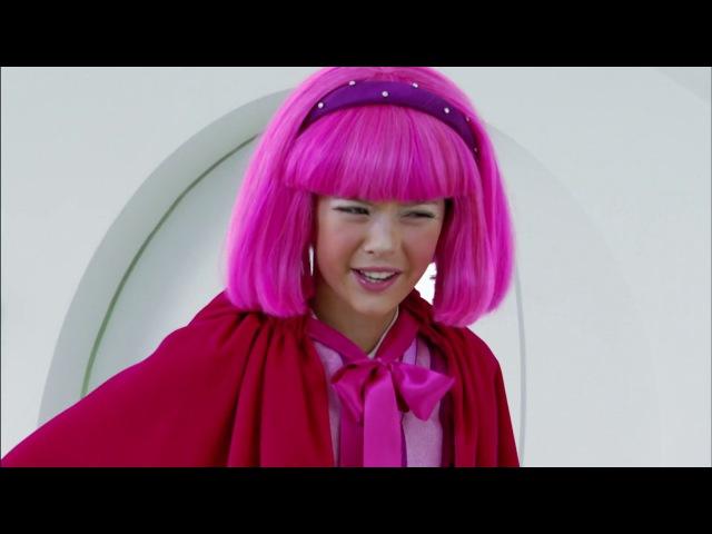 LazyTown 8x03 Little Pink Riding Hood British (UK) 1080p HD