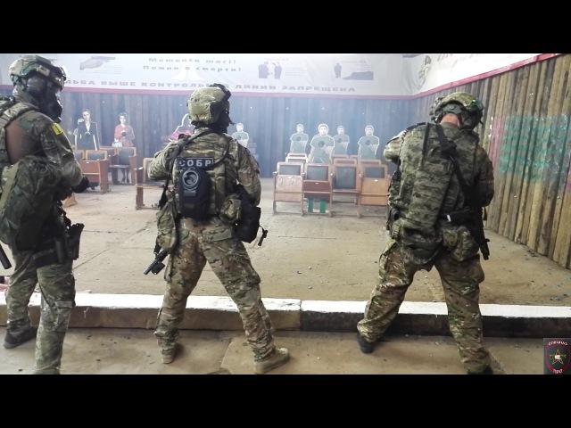 УСН СБП ФСО на триатлоне специального назначения 2017 года