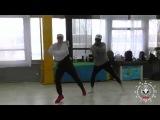 TroyBoi &amp Diplo - Afterhours (Feat. Nina Sky) choreo by Aleksa Oshurko Hot Weekend Minsk