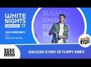 Oleg Beresnev (Beresnev Games) - Success Story of Flippy Knife