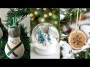 DIY ROOM DECOR! 10 Christmas And Winter Room Decor | Simple Easy crafts
