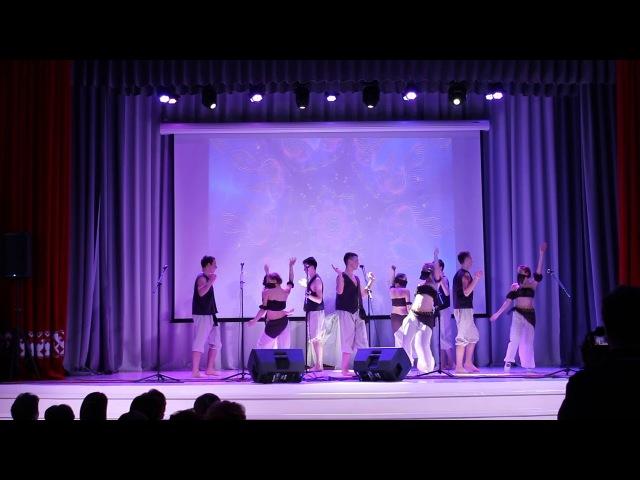восточный танец. коллектив