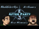 Е3 2017 After Party ● BlackSilverUfa ArtGames ● Best Moments!