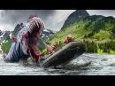 Доисторические чудовища в реальом мире Тайны мира Документальные фильмы