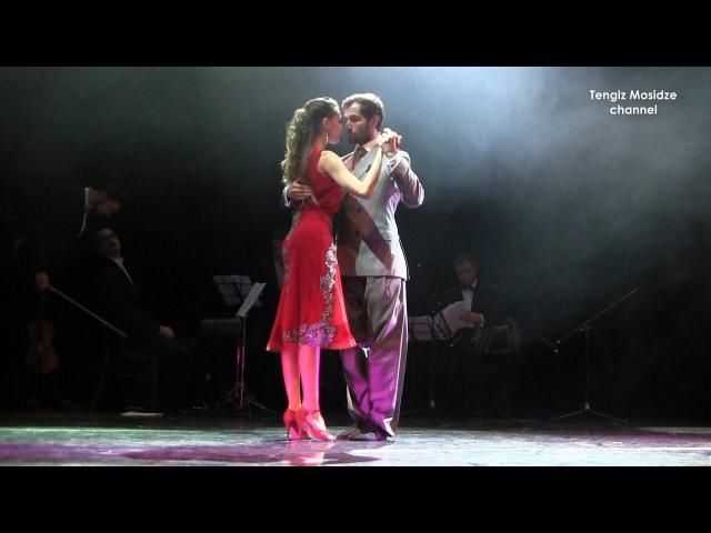 "Tango ""Mi dolor"". Yalcın Ugur and Elizaveta Tavrovskaya. Ялчин Угур и Елизавета Тавровская ."