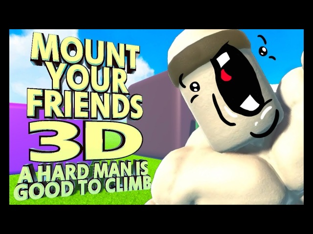 Mount Your Friends 3D Customization and Release Date Trailer