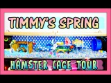 Timmy's SPRING Hamster Cage Tour  April 2015