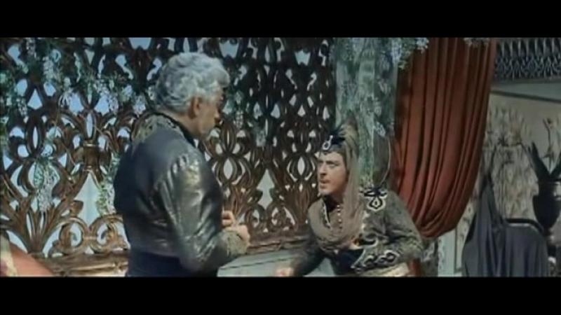 1962 - Золотая стрела / Larciere delle mille e una notte