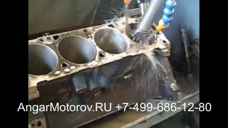 Ремонт Блока Цилиндров Двигателя Audi A3 1.2 TFSI TSI Шлифовка Расточка Опрессовка Сварка Гильзовка