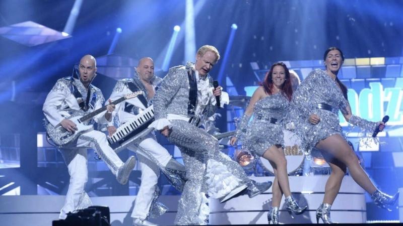 Rolandz - Fuldans (Live Melodifestivalen 2018)