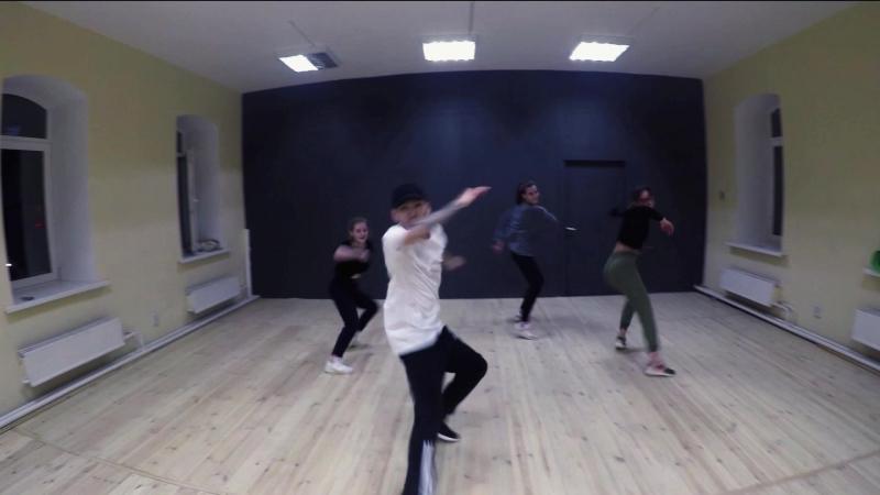 Afrobeat Choreography by Azzayaa | Real Fam Томск | Группа Choreo