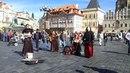 Заводные Ирландские мотивы на Староместской в Праге