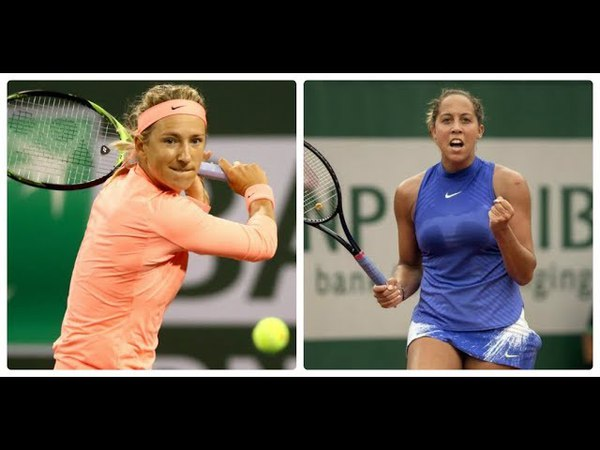 Victoria Azarenka vs Madison Keys WTA - Miami Open 2018 1 set