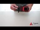 Laser level FUKUDA 3D 93T review tests video лазерный уровень