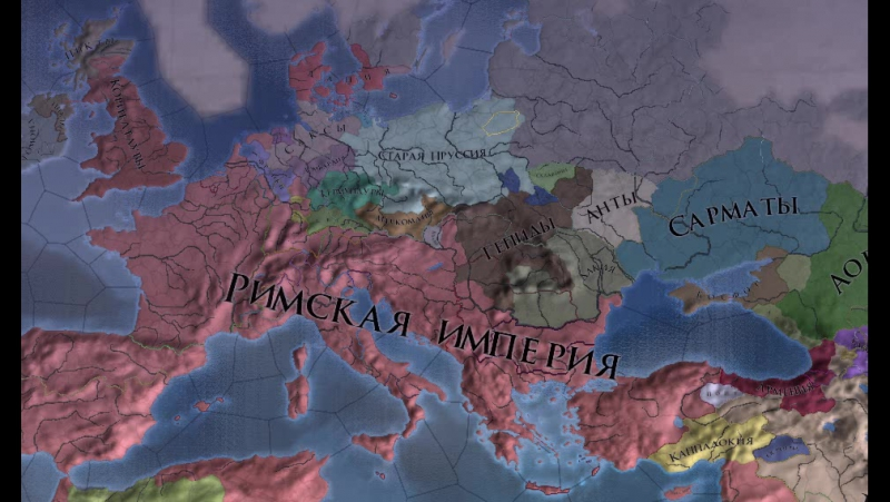 Europa Universalis 4 (etrus-mod)
