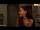 Ariana Grande - Scream Queens Set Visit - Full Interview
