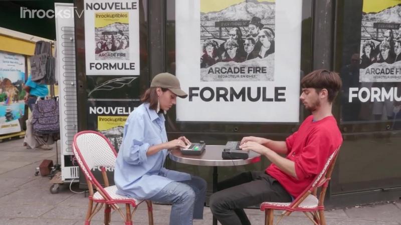 Agar Agar - Prettiest Virgin en concert surprise en plein Paris