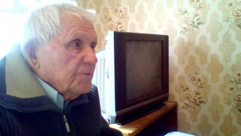 Рассказ Нефедьева И. С. о Сталинградской битве
