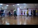 Zumba - Sia - Never give up (Choreo by Tatyana Semchenko)