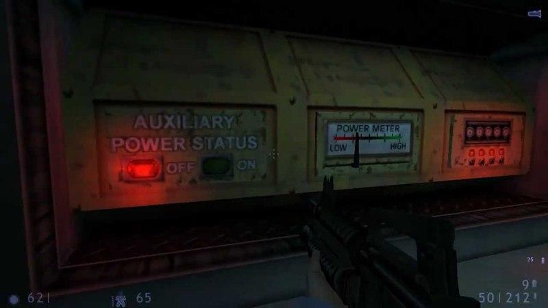 Прохождение Half Life 1 Blue Shift 7 Борьба За Энергию RUS