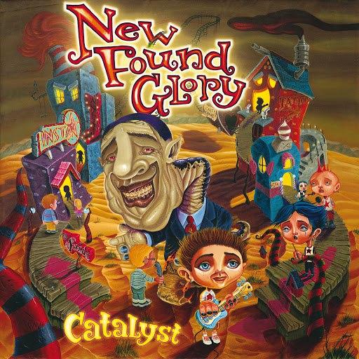 New Found Glory альбом Catalyst (International Version)