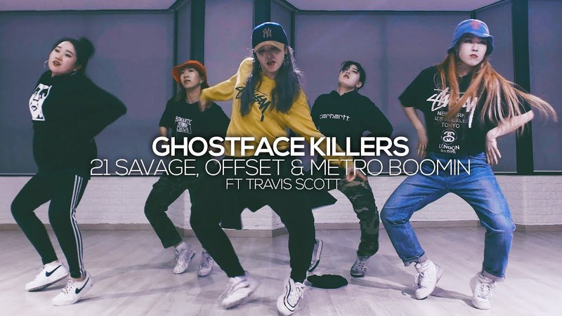 Ghostface Killers (Live Sound) : Prepix Yun Special Lesson