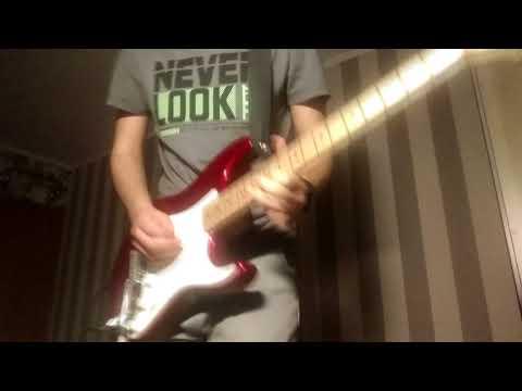Prince - Purple Rain Solo guitar cover