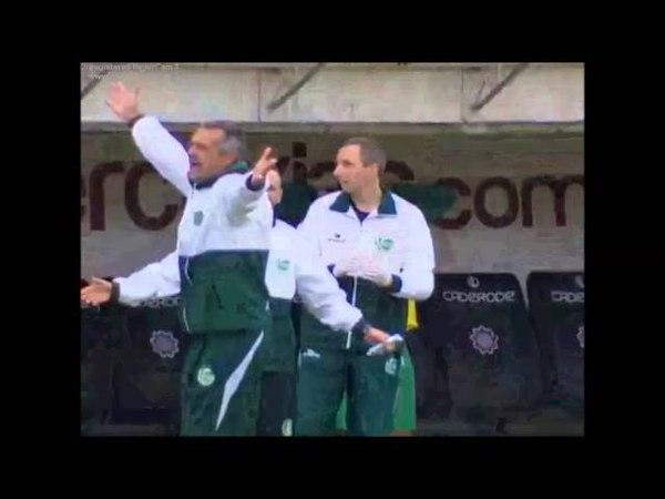 Mauricio Saraiva comenta gol mal anulado Juventude x Inter (Final Gauchao 2013)