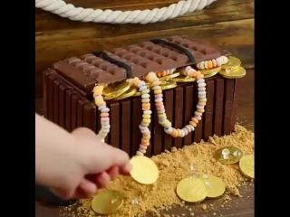Сундук с сокровищами!