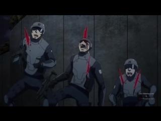 AMV Токийский гуль -War of change - клип ]
