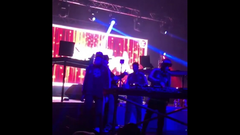 Ganja White Night B2B Boogie T. B2B Dirt Monkey B2B Subtronics @ USA, Reno 2018