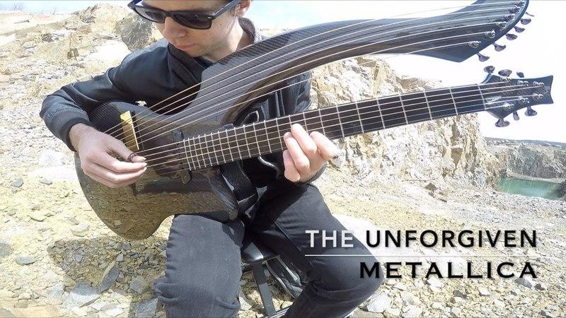 The Unforgiven - Metallica - Harp Guitar Cover - Jamie Dupuis