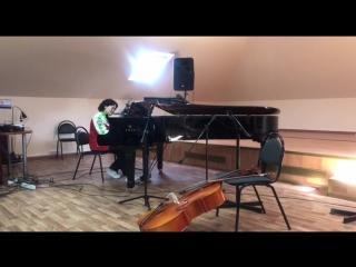 DIKAYA  - Bellyache (Billie Eilish cover)
