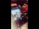 180311 EXOs Suho @ stylist_kk_h Instagram Story Update