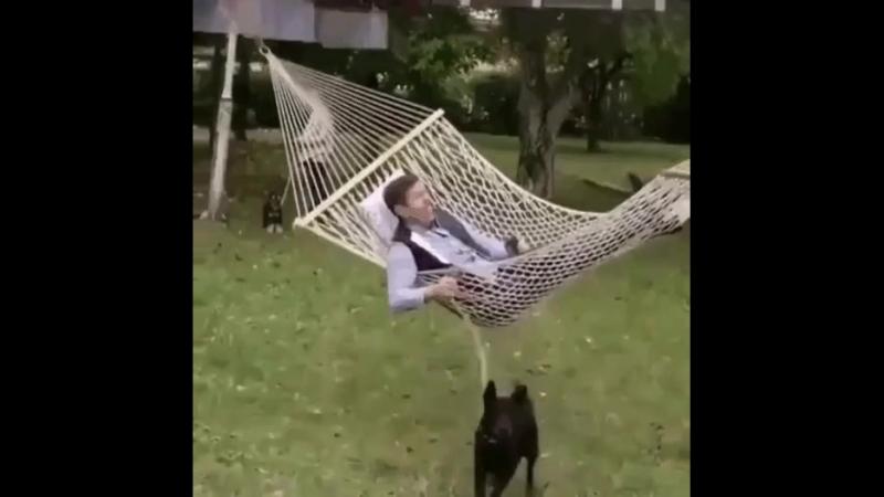 Летающий гамак