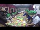 Кулинарный мастер класс дискотека Братья Гримм на Стародеревенской
