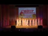 выступление детского хореографического ансамбля
