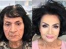 Визажист из Азербайджана может значительно омолодить даже самую взрослую женщину