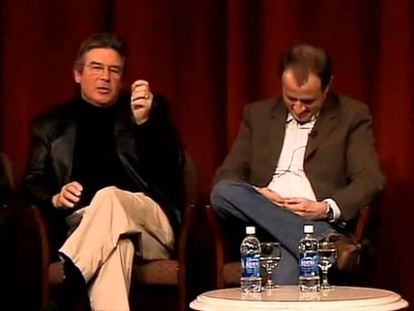Supernatural Paley television festival panel 2006 (Back in the good old days)