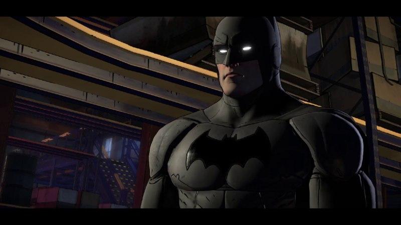 Batman The Telltale Series (Первое расследование : начало)