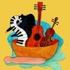 Скрипка, гитара, рояль и тибетская чаша