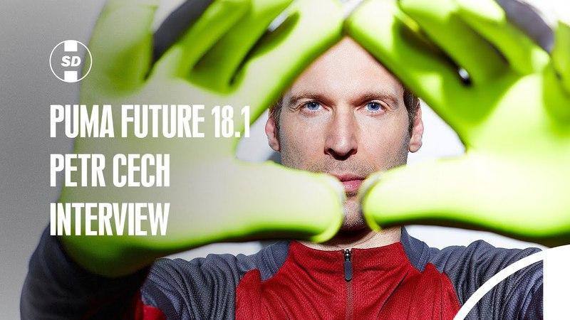 PETR CECH INTERVIEW PUMA FUTURE 18 1